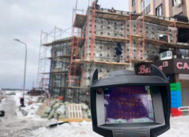 Обследование коттеджа без отделки Московская область - фото 34