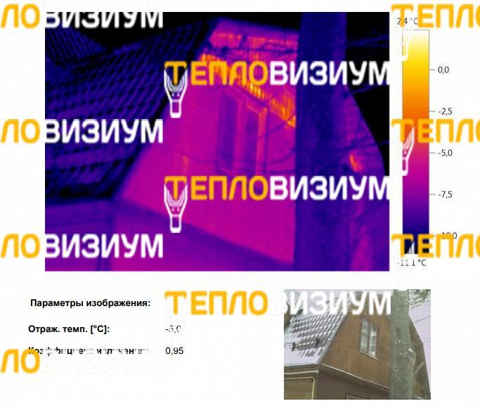 Обследование щитового дома в Московской области - фото 2