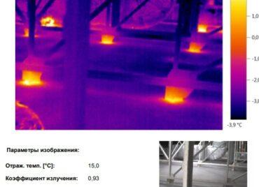 Проект обследование коттеджа на теплопотери в Московской области тепловизором - фото 9