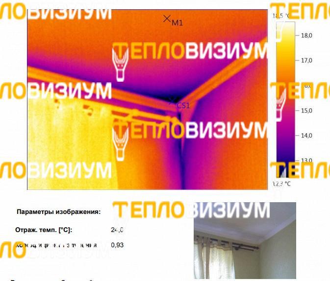 Проект тепловизионной съемки для УК г.Москва - фото 2